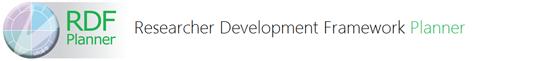 Research Development Framework Planner