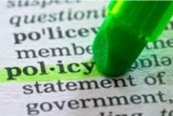 Researcher development policy
