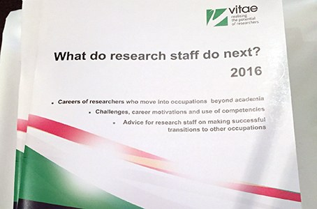 What do researchers do?