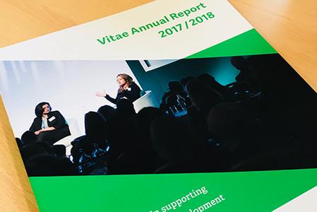 Vitae Annual Report 2017/2018