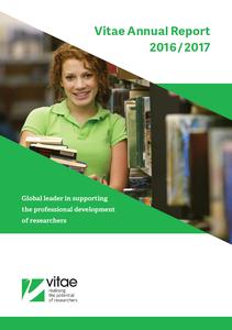 Vitae Annual Report 2016/2017
