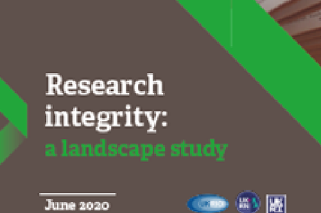 2020 report: Research Integrity - a landscape study