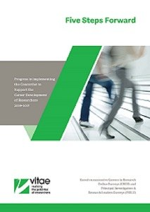 NEW REPORT: Five Steps Forward